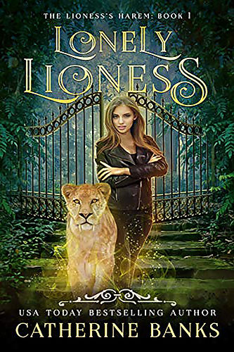 Lonely Lioness