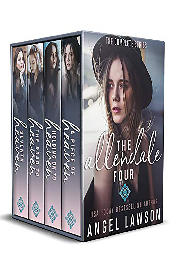The Allendale Four (Complete Series Books 1-4)