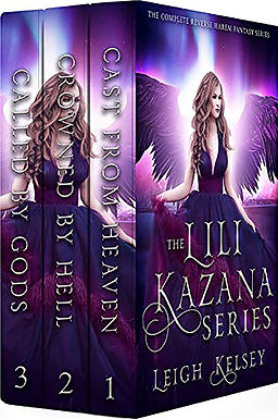 The Lili Kazana Series