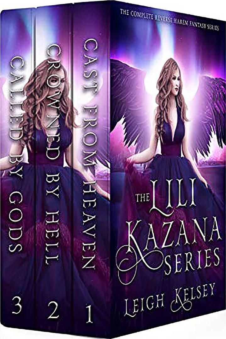 The Lili Kazana Series