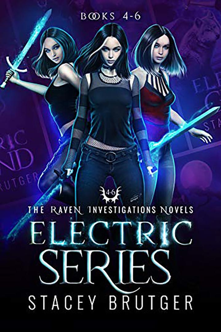 Electric Series (Books 4-6)