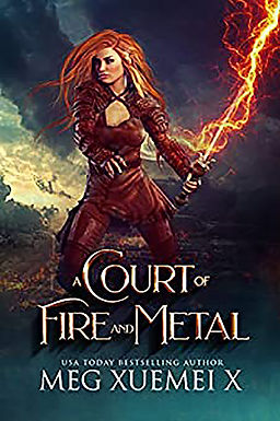 A Court of Fire and Metal