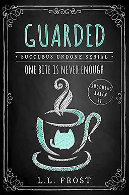 Guarded: Succubus Undone Serial