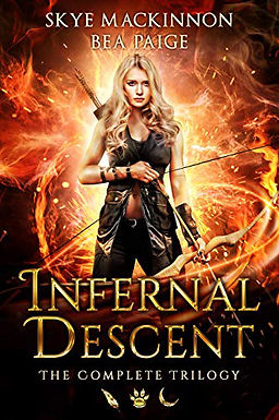 Infernal Descent: The Complete Reverse Harem Trilogy