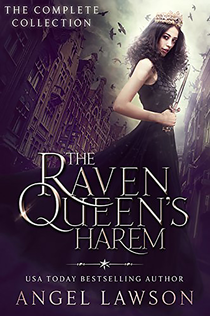 The Raven Queen's Harem: Box Set Books 1-6