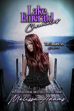 Lake Emerald Chronicles: The Complete Boxset