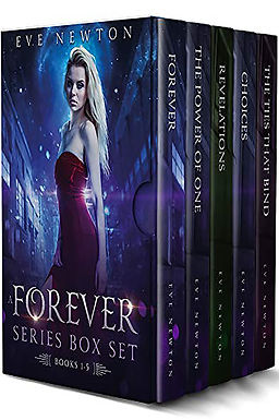 A Forever Series Box Set 1-5