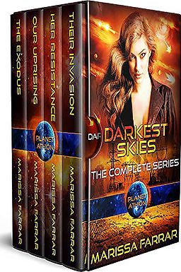 Darkest Skies: The Complete Series: Planet Athion