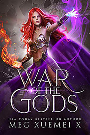 War of the Gods Complete Series Boxed Set 1-4