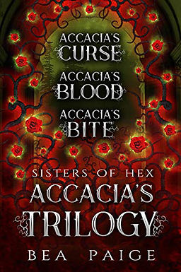 Sisters of Hex: Accacia Box Set 1-3