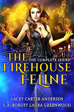he Firehouse Feline: The Complete Series