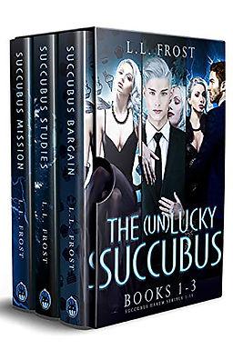 The (un)Lucky Succubus Omnibus: Books 1-3