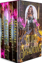 Guild of Shadows Boxset Books 1 to 4