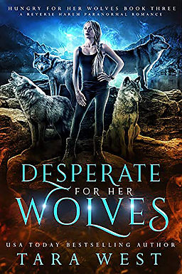 Desperate for Her Wolves