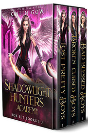 Shadowlight Hunters Academy: Books 1 - 3