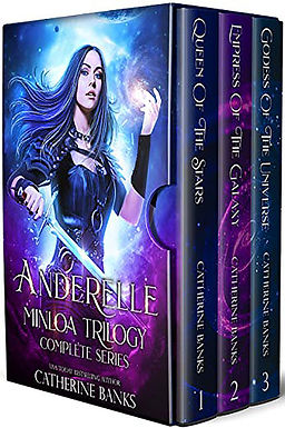 The Complete Anderelle: Minloa Trilogy
