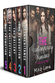 The Contemporary Reverse Harem Romance Collection: Books 1-5