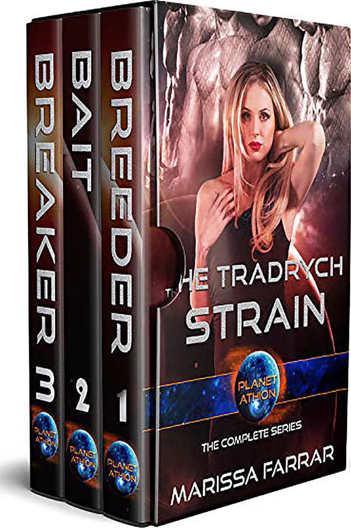 The Tradrych Strain: The Complete Series