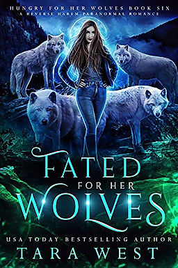 Fated for Her Wolves