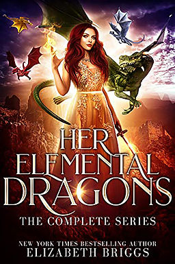 Her Elemental Dragons Complete Series