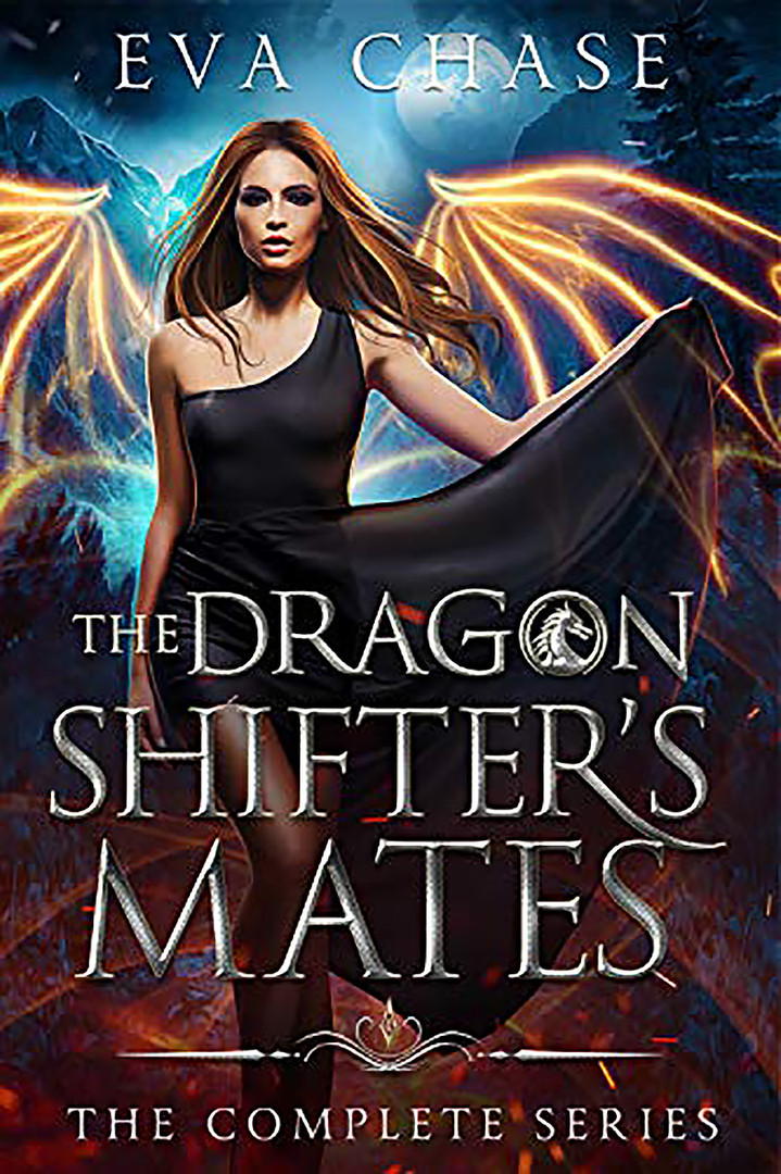 The Dragon Shifter's Mates: The Complete Series
