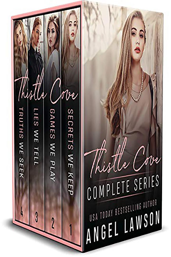 Thistle Cove (YA Dark High School Romance Complete Series)