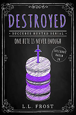Destroyed: Succubus Hunted Serial