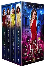 Royals of Villaiin Academy 5-8