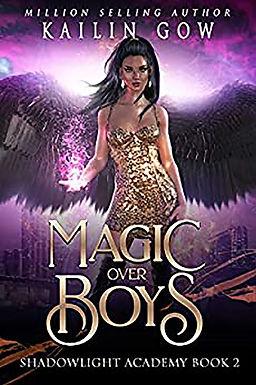 Magic Over Boys
