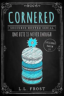 Cornered: Succubus Hunted Serial