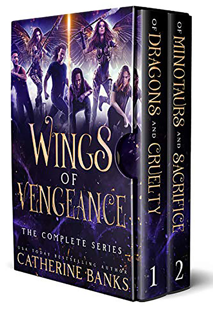 Wings of Vengeance, The Complete Series