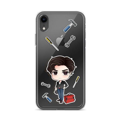 Tobias iPhone Case