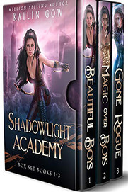 Shadowlight Academy Box Set Books 1 - 3