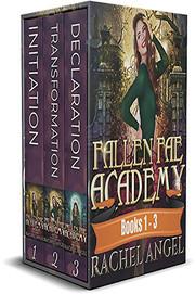 Fallen Fae Academy Box Set 1-3