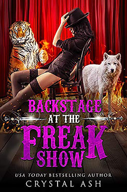 Backstage at the Freak Show