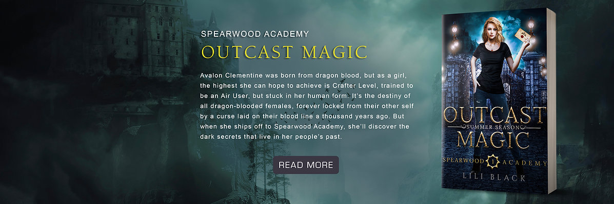 Outcast Magic: Prequel