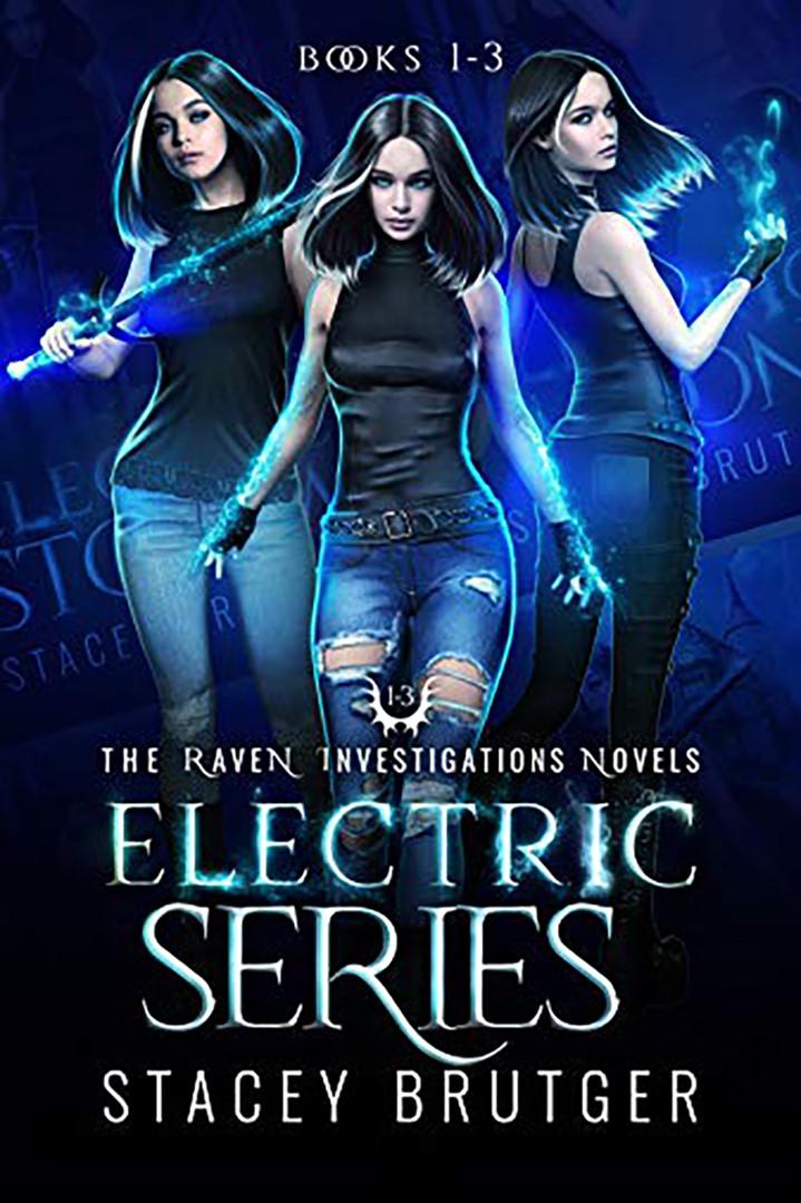 Electric Series (Books 1-3)