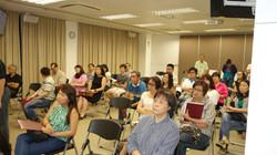 Very attentive participants