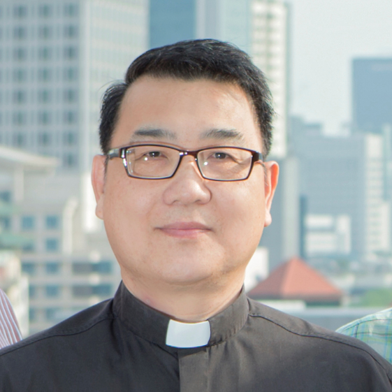 Fr. James Yeo