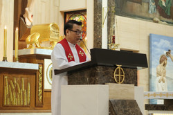 Thanksgiving - Fr. James Yeo