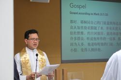 Gospel by Fr. Val