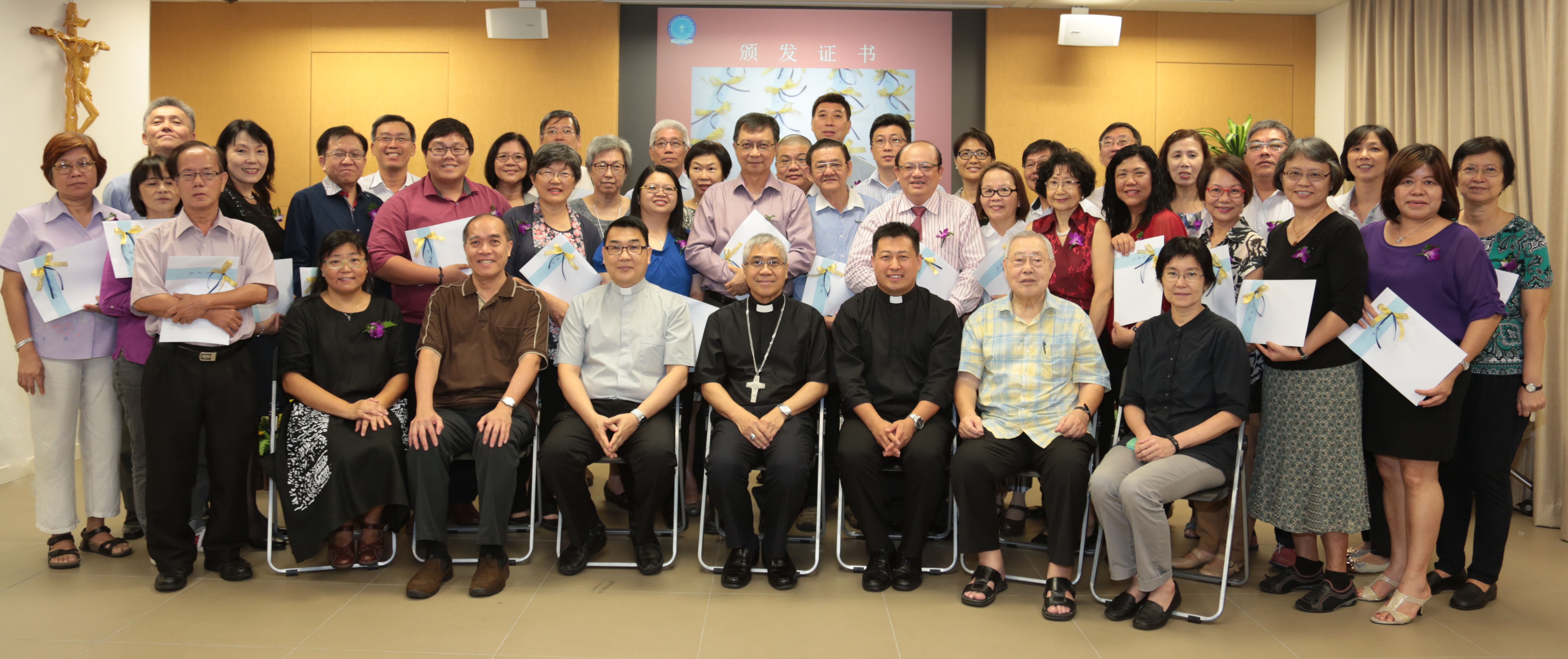 CTIS Cert Grads 2015 (Mandarin)