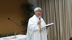 Archbishop Rev. William Goh's sermon