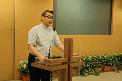 Message by Fr. James Yeo