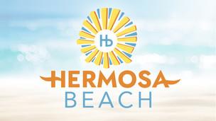 City of Hermosa Beach Logo Design