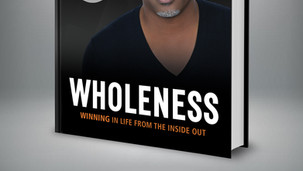 Wholeness Book Cover Design