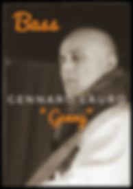 Gennaro Laura - Bass