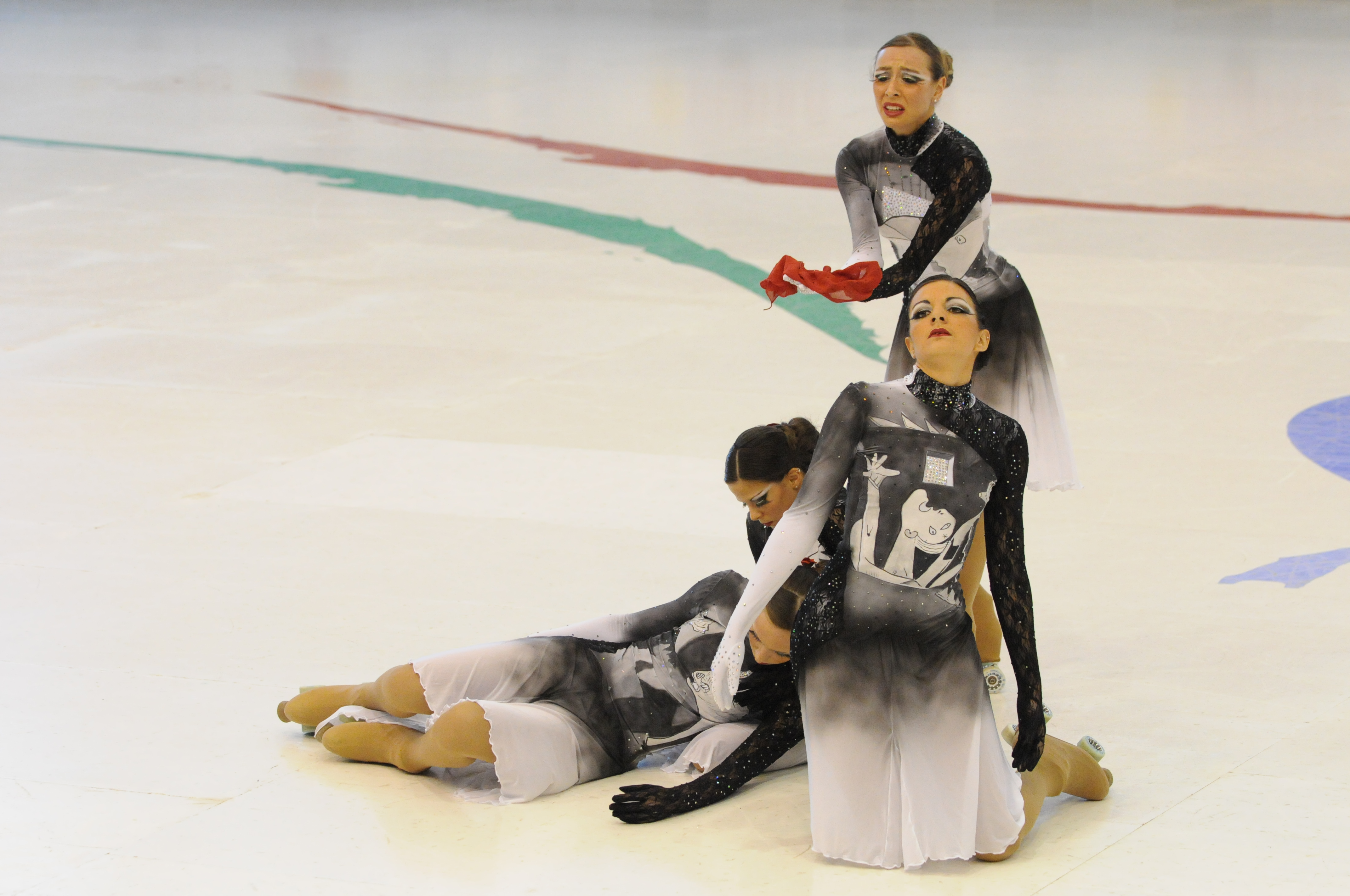 Le grand Bleu - Campionati Nazionali 2011 Reggio Emilia Categoria Quartetti