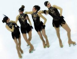 Le Grand Bleu - Campionato Nazionale 2014 Firenze Categoria Quartetti