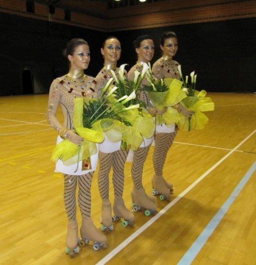 Le Grand Bleu - Esibizione Schio (VI) 2010